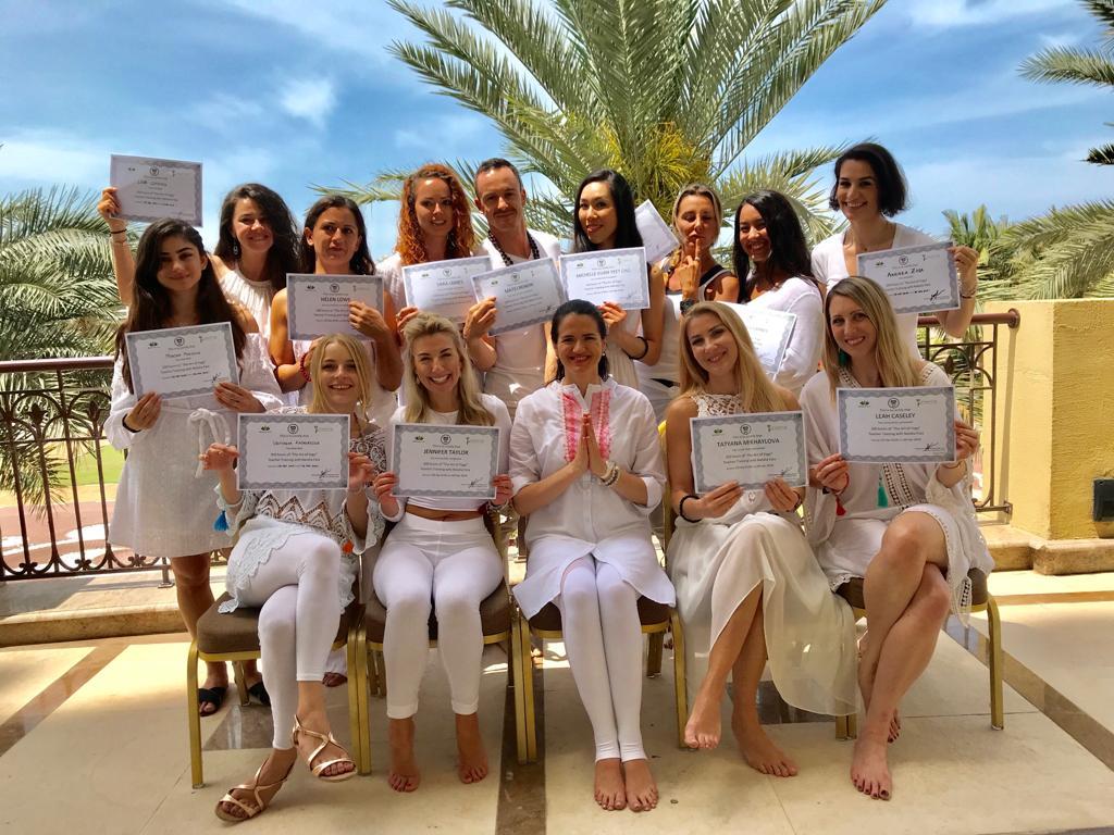 200 & 300 Hours Yoga Teacher Training with Natalia Fata